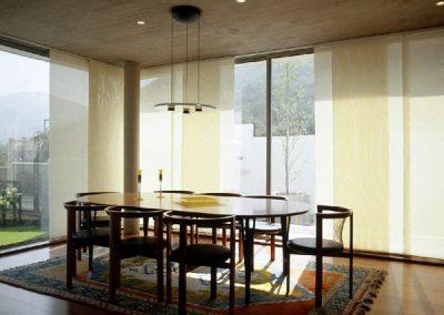 Cortinas y Paneles verticales